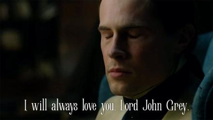 Lord John Cries