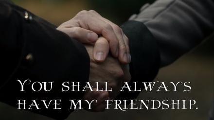 Jamie and John Friendship