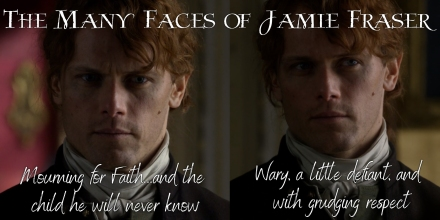 Many Faces of Jamie Fraser