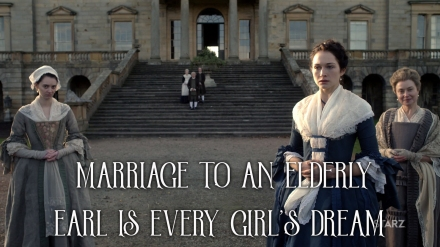 Marriage to an Earl